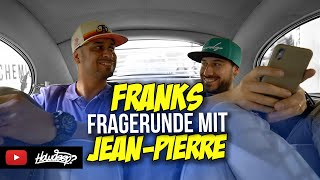 HOW DEEP? // FRANKS FRAGERUNDE MIT JEAN-PIERRE KRAEMER / JP PERFORMANCE