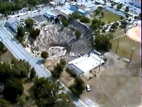 Winter Park Sinkhole; May, 1981 - Winter Park, FL