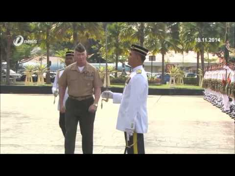 U.S and Malaysia Work Together To Counter Future Threats