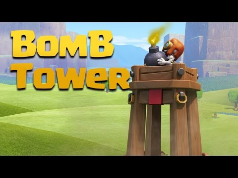 Clash Of Clans New Update | Bomb Tower | New Defense