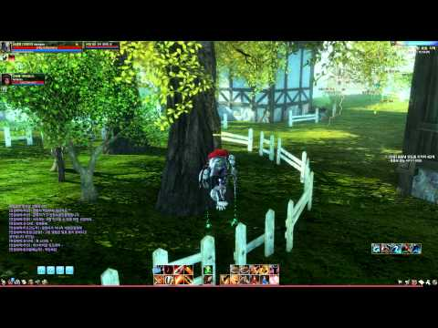 ArcheAge Village of Houses and Development - CBT4