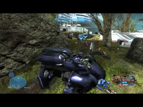 E3 2010 Firefight 2.0 Beachhead Gameplay