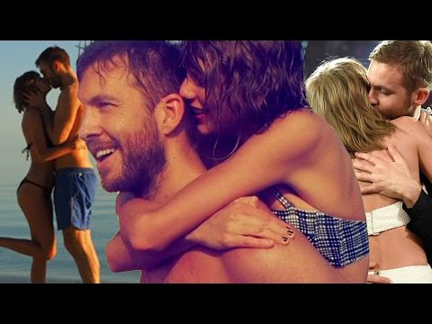 8 Cutest Taylor Swift & Calvin Harris Moments