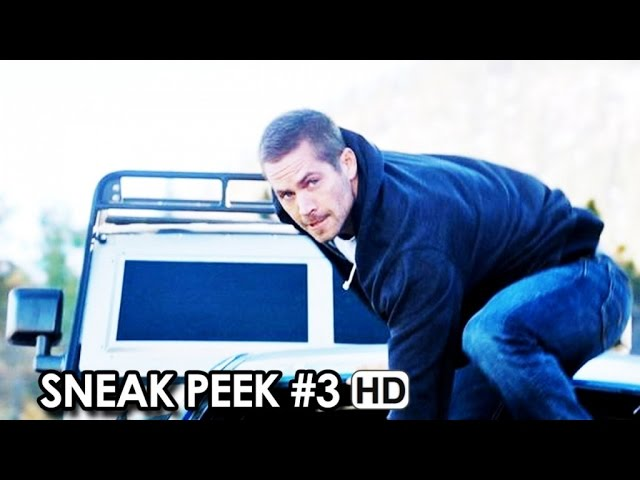 Fast & Furious 7 Instagram Sneak Peek #3 'The World Is Our Playground' (2015) HD