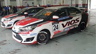 Toyo Proxes TR1 - Trying out the official Vios Gazoo Racing tyres | EvoMalaysia.com