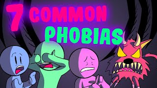 The Top 7 Most Common Phobias