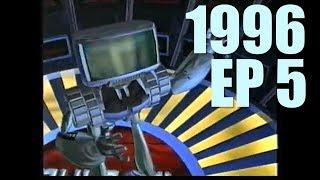 Cybernet 1996 - EP 5 - Racing Games / Sim City 2000 / Super Mario Kart