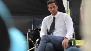 Behind the scenes of the #Magnat #Esika commercial with William Levy @willylevy29