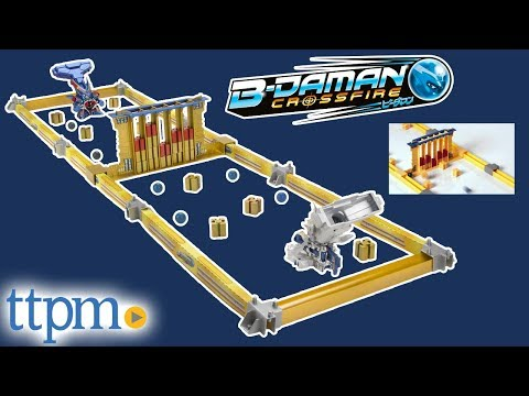 B-Daman Crossfire Break Bomber Battlefield from Hasbro