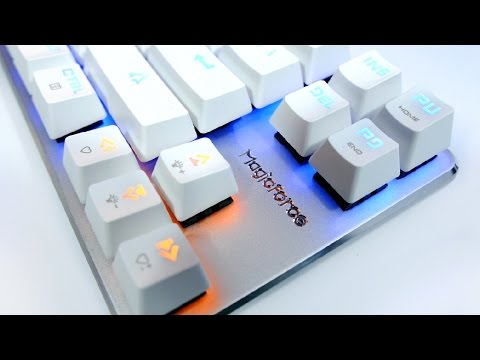 Top Seller? Magicforce 68-Key Mini Mechanical Keyboard Review