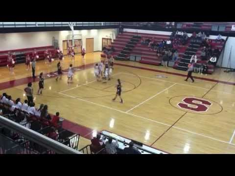 Emma Matthews - Junior #13 - Padua Academy vs. Smyrna part 2