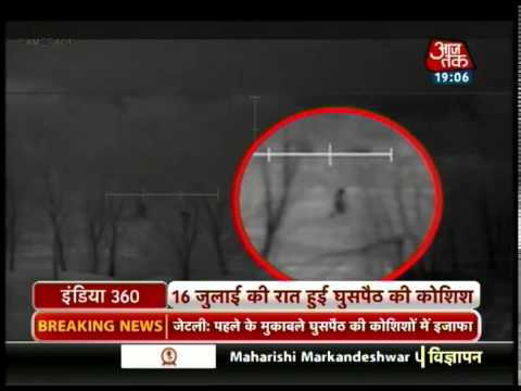 India 360: Pakistan increasingly violating ceasefire