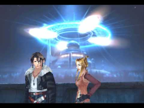 Let's Play Final Fantasy VIII #014 - Talk To The Hand