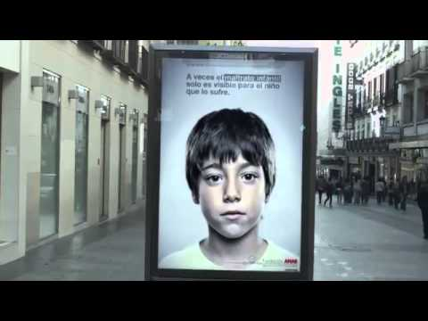 This Ad Has a Secret Anti-Abuse Message That Only Kids Can See [IndependentLearners DISCUSSION]