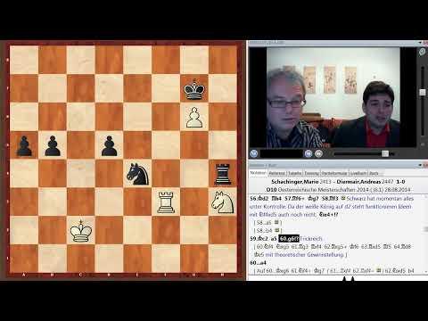 ChessBase TV Austria - 11. Sendung, 09/2014