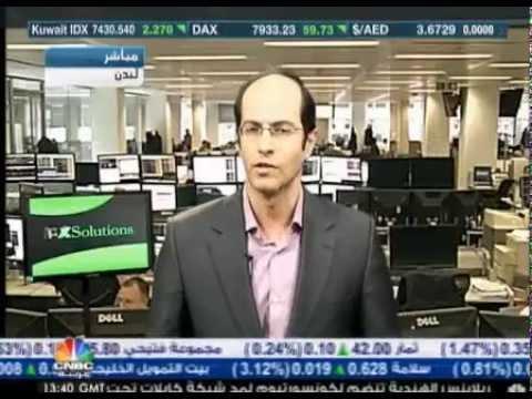 أشرف العايدي على سي ان بي سي العربية --   30 أبريل 2013 Chart