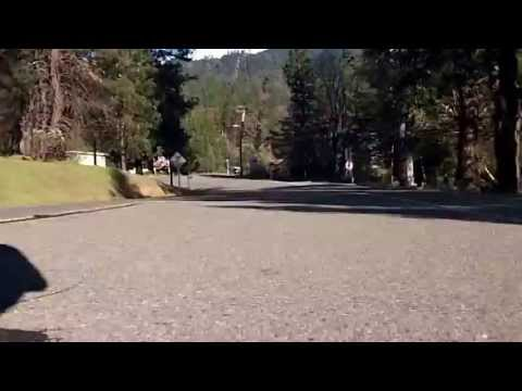 Downhill Longboarding in Lewiston