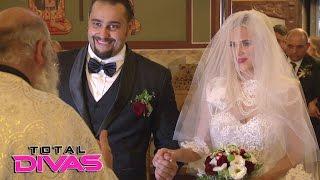 Lana and Rusev get married in Bulgaria: Total Divas, April 26, 2017
