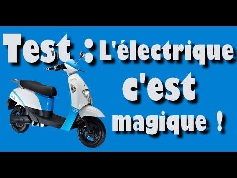 Je test pour vous le scooter électrique ultime : Ride E1 !