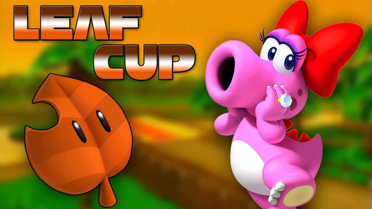 how to get the leaf cup in mario kart wii