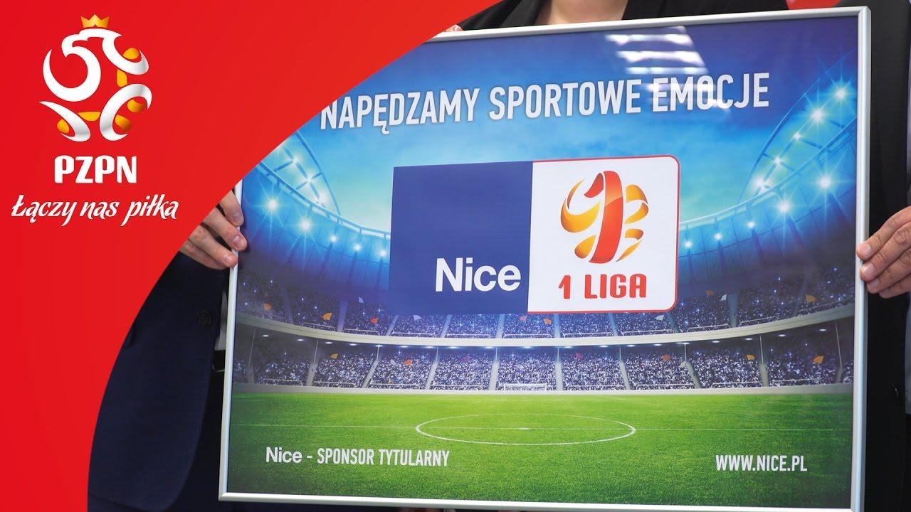 Nice sponsorem tytularnym rozgrywek 1 ligi