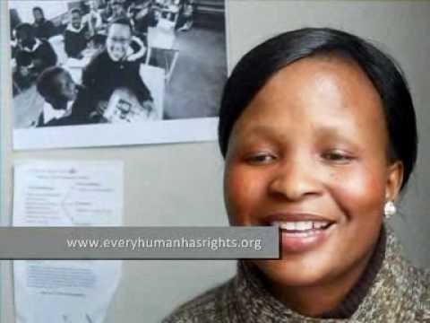 Breanda Madisha on Freedom Day