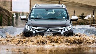 Nueva Montero Sport de Mitsubishi - Lanzamiento Perú