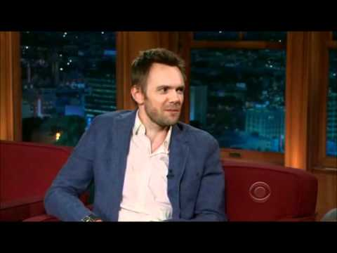 Joel Mchale on The Late Late Show with Craig Ferguson 10/05/11
