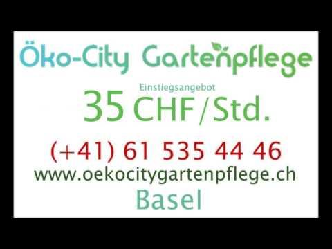 Gartenunterhalt Bruderholz  35CHF Std    +41 61 535 44 46  Basel