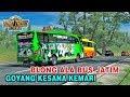 "Ciri Khas Bus Jatim ""Sing Penting Yakin"" Bus Restu Panda Ambil Resiko   ETS2 MOD INDONESIA"