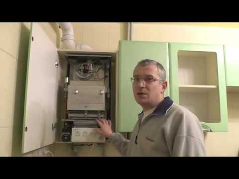 Видео как проверить датчики газовой колонки
