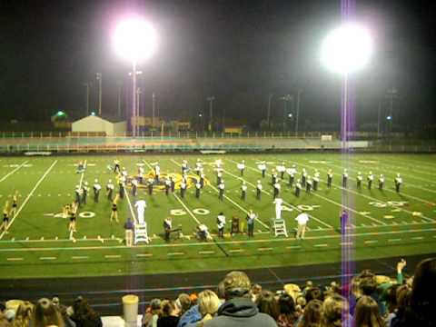 Nicholas County High School Band