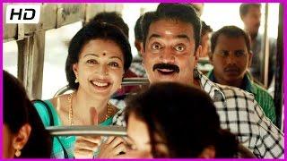 Papanasam (Drishyam Remake) || Tamil Movie Stills - Kamal Haasan & Gautami (HD)