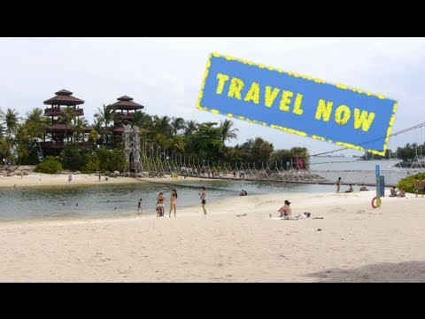 Sentosa Island - Singapore Beach - Travel Now Singapore