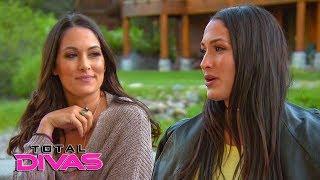 Brie Bella tells the legend of Tahoe Tessie: Total Divas Preview Clip, Nov. 14, 2018