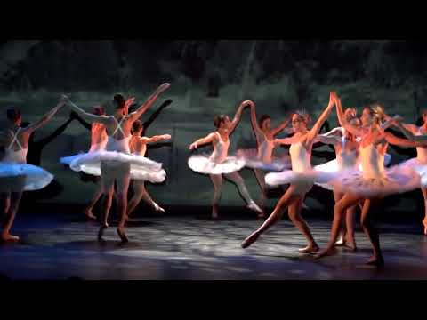 Copos de nieve (Ballet Cascanueces)