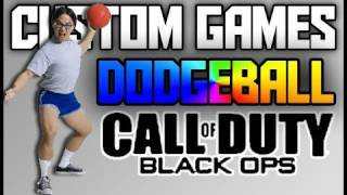 Black Ops Custom Games: Dodgeball