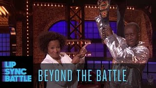Beyond the Battle with Don Cheadle & Wanda Sykes | Lip Sync Battle