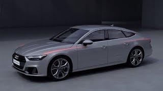 2019 Audi A7 Sportback : Overview