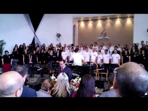 Coral Jovem De Curitiba: Vem Guiar-me - Solo: Bruna Ferraz Bertinato Jacobs. video
