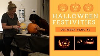 Becoming a Sugar Baby(?) and Halloween Festivities | October Vlog #2