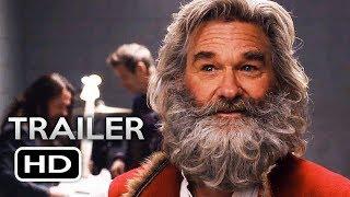 THE CHRISTMAS CHRONICLES Official Trailer (2018) Kurt Russel Santa Claus Netflix Movie HD
