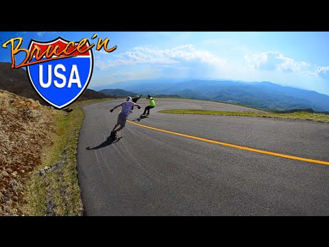 Comet Skateboards // Brucin' USA (Part 1)