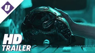 Avengers Endgame Official Trailer (2019)