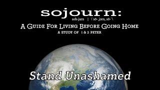 Watch Unashamed Stand video