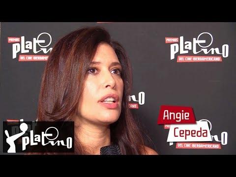 Premios PLATINO 2017 – Angie Cepeda valora su nominación