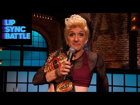 Jim Rash's Winner Moment | Lip Sync Battle