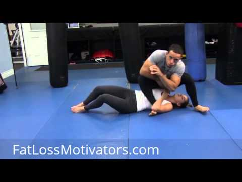 MMA Armbar from Mount  - Armbar Submission Techniques and Drills Image 1
