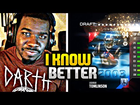 Madden NFL 16 Ultimate Team - I KNOW BETTER SAVE ME L.T - Draft Champions  MUT 16