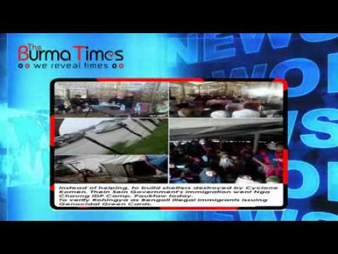 Burma Times TV Daily Rohingya News 08.08.2015